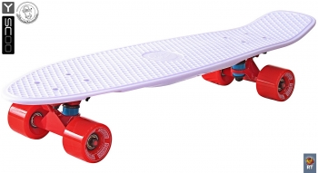 Скейтборд Y-SCOO Big Fishskateboard 27