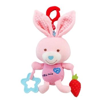 Игрушка-подвеска Baby Mix Кролик