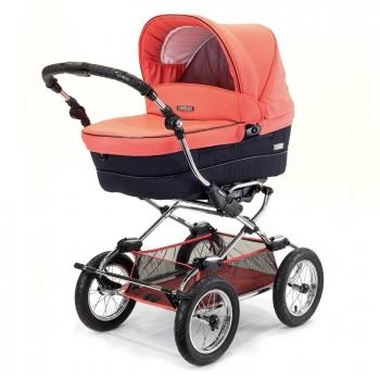 Коляска для новорожденных Bebecar Style AT