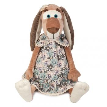 Мягкая игрушка Maxi Toys Собачка в Платье, 35 См