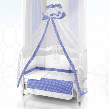Комплект постельного белья Beatrice Bambini Unico Puntini (125х65)