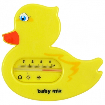 Термометр для воды Baby Mix Утенок