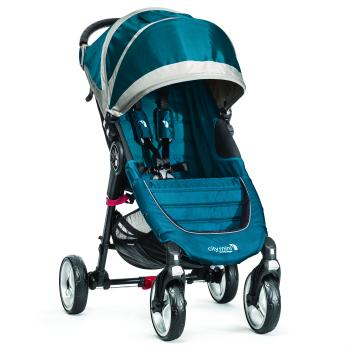 Прогулочная коляска Baby Jogger City Mini Single 4Weel