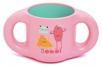 Чашка Suavinex 200мл BOOO от 6мес