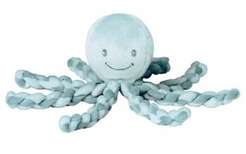Мягкая игрушка Nattou Soft Toy Octopus Осьминог