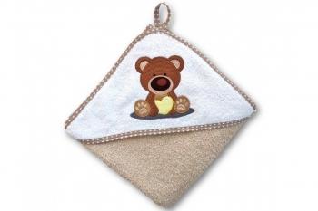 Полотенце для купания Uviton Baby 100*100см