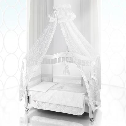 Комплект постельного белья Beatrice Bambini Unico Punto Di Giraffa (125х65)