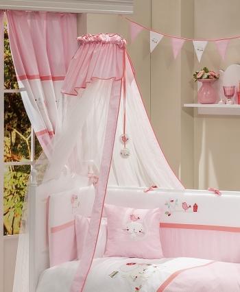 Балдахин для кроватки Fiorellino Tweet Home