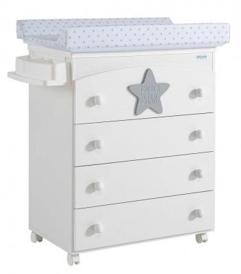 Детский пеленальный комод Micuna Baby Star B-970