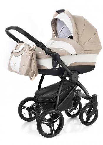 Коляска для новорожденных Esspero Newborn Lux (шасси Black)