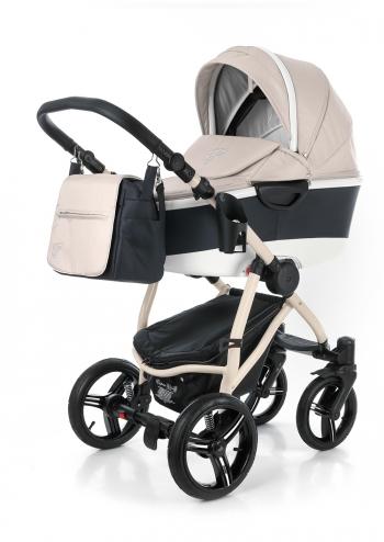 Коляска для новорожденных Esspero Newborn Lux Alu (шасси Beige)