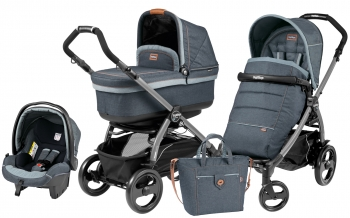 Коляска 3 в 1 Peg Perego Book 51 Pop Up Modular System (шасси Jet)