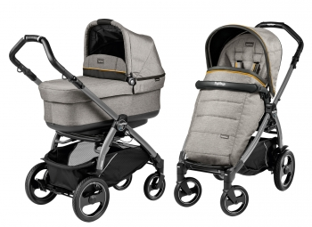 Коляска 2 в 1 Peg Perego Book 51 S Pop Up Modular (шасси Jet)