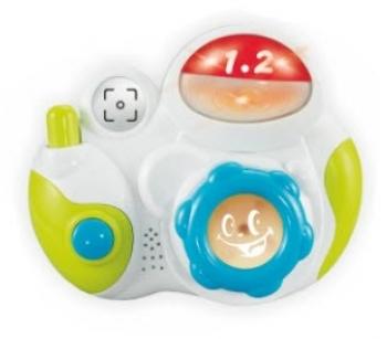 Музыкальная игрушка Baby Mix Камера