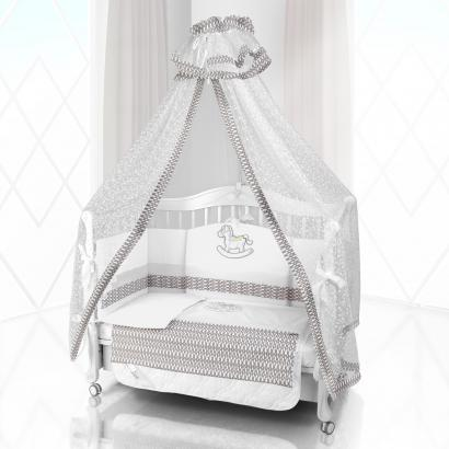 Комплект постельного белья Beatrice Bambini Unico IL Cavallo Nuvole (125х65)