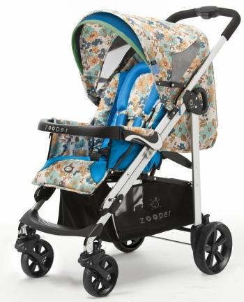 Прогулочная коляска Zooper Z9 Flowers