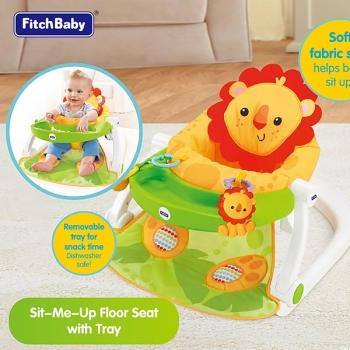 Детский складной стульчик Fitch Baby Sit-Me-Up