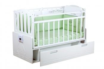 Кровать-качалка Daka Baby Укачай-ка 03