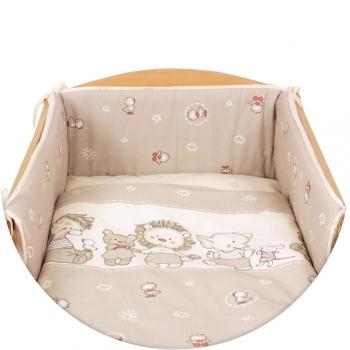 Постельное бельё Ceba Baby с принтом 3 предмета