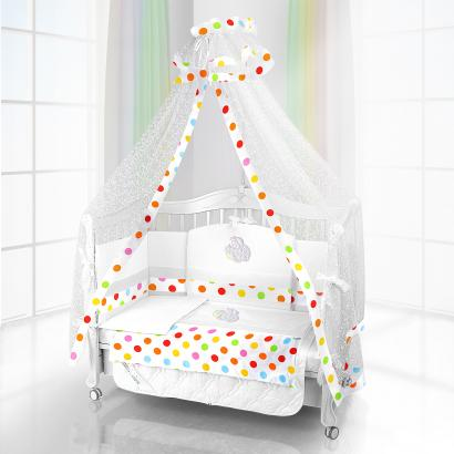 Комплект постельного белья Beatrice Bambini Unico Mela (120х60)