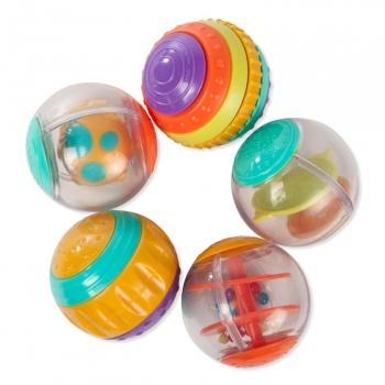 Развивающая игрушка Bright Starts Забавные шарики