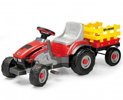 Трактор Peg Perego Mini Tony Tigre