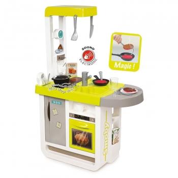 Электронная кухня Smoby Cherry желтая