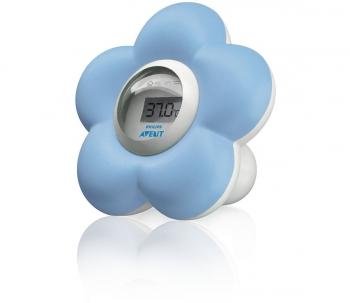 Цифровой термометр Avent Philips для воды и воздуха арт. 85070