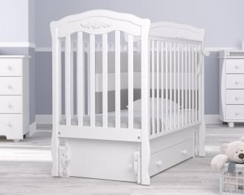 Детская кроватка Gandilyan (Гандылян) Шарлотта маятник