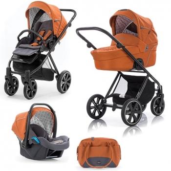 Детская коляска 3 в 1 Noordi Polaris CITY