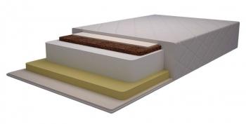 Матрас в кровать Pituso кокос/холофайбер/латекс 120х60