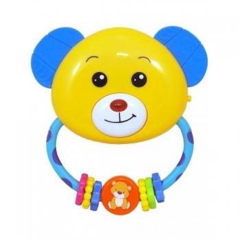 Погремушка музыкальная Baby Mix Bear