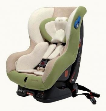 Автомобильное кресло DAIICHI Dualwell™ (ISOFIX)