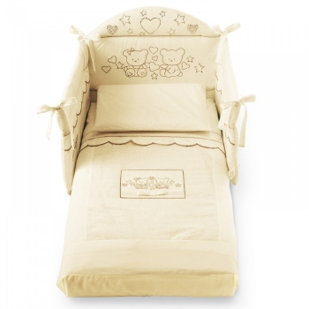 Комплект в кроватку Pali Marilyn 3 предмета