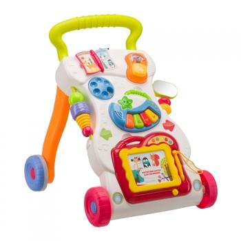 Каталка-ходунки Happy Baby Junior
