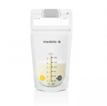 Пакеты одноразовые для хранения грудного молока Medela (25шт)