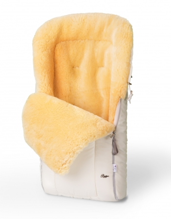 Конверт в коляску меховой Esspero Comfortable (натуральная овчина)