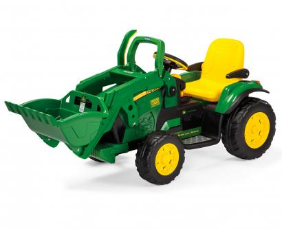 Электромобиль Peg Perego John Deere Ground Loader
