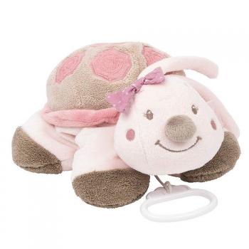 Мягкая музыкальная игрушка Nattou Soft Toy Nina, Jade Lili
