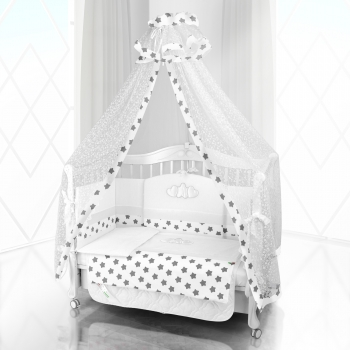 Комплект постельного белья Beatrice Bambini Unico Grande Stella (125х65)