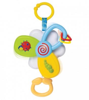 Музыкальная игрушка Цветочек Parkfield