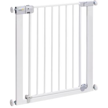 Металлический барьер-калитка Safety 1st AUTO CLOSE (73-80 см) цвет белый