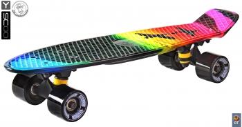 Скейтборд Y-SCOO Fishskateboard Print 22