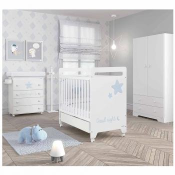 Детская кроватка Micuna Istar (120x60)